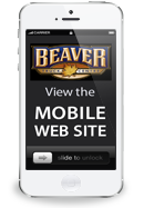 beaver trucks mobile site link