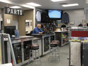 Truck Parts Storefront Winnipeg