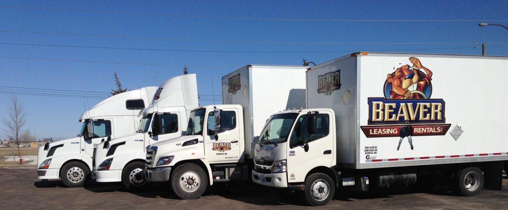 Truck Rentals Winnipeg