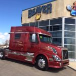 2011 VOLVO VNL64T730 CONVENTIONAL TRUCK WITH SLEEPER (3624)