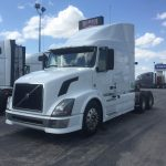 2012 VOLVO VNL64T630 CONVENTIONAL TRUCK WITH SLEEPER (36254-1)