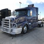 2013 VOLVO VNL64T630 CONVENTIONAL TRUCK WITH SLEEPER (37100-1)