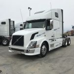 2013 VOLVO VNL64T670 CONVENTIONAL TRUCK WITH SLEEPER (37082-1)