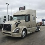 2017 VOLVO VNL64T730 CONVENTIONAL TRUCK WITH SLEEPER (38009-1)