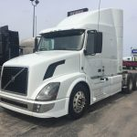 2012 VOLVO VNL64T630 CONVENTIONAL TRUCK WITH SLEEPER (36248-1)