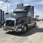 2012 VOLVO VNL64T780 CONVENTIONAL TRUCK WITH SLEEPER (3623)