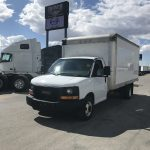 2006 GMC C3500 Conventional Truck with Vanbody (36255-3)