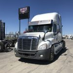 2009 FREIGHTLINER CASCADIA CONVENTIONAL TRUCK WITH SLEEPER (37144-1)