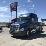 2012 FREIGHTLINER CASCADIA CONVENTIONAL TRUCK WITH SLEEPER (3627)
