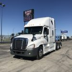 2013 FREIGHTLINER CASCADIA CONVENTIONAL TRUCK WITH SLEEPER (37081-1)