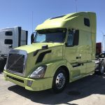 2014 VOLVO VNL64T670 CONVENTIONAL TRUCK WITH SLEEPER (38013-1)
