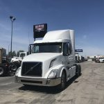 2013 VOLVO VNL64T630 CONVENTIONAL TRUCK WITH SLEEPER (3708)