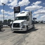 2017 VOLVO  VNL64T670 CONVENTIONAL TRUCK WITH SLEEPER (37151)