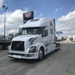 2018 VOLVO VNL64T780 CONVENTIONAL TRUCK WITH SLEEPER (38029)