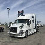 2014 VOLVO VNL64T780 CONVENTIONAL TRUCK WITH SLEEPER (37142-1)