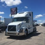2018 VOLVO VNL64T670 CONVENTIONAL TRUCK WITH SLEEPER (38045)