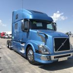 2014 VOLVO VNL64T780 CONVENTIONAL TRUCK WITH SLEEPER (14012)