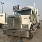 2012 WESTERN STAR 4964FA CONVENTIONAL TRUCK WITH SLEEPER (3717)