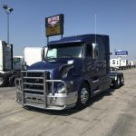 2014 VOLVO VNL64T630 CONVENTIONAL TRUCK WITH SLEEPER (38070-1)