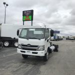 2018 HINO 195 CABOVER (H18014)
