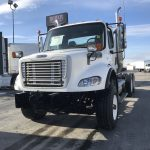 2005 FREIGHTLINER M2 112 CAB AND CHASSIS (3721)