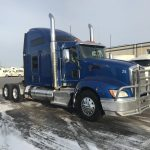 2014 KENWORTH T660 CONVENTIONAL TRUCK WITH SLEEPER (38088-1)