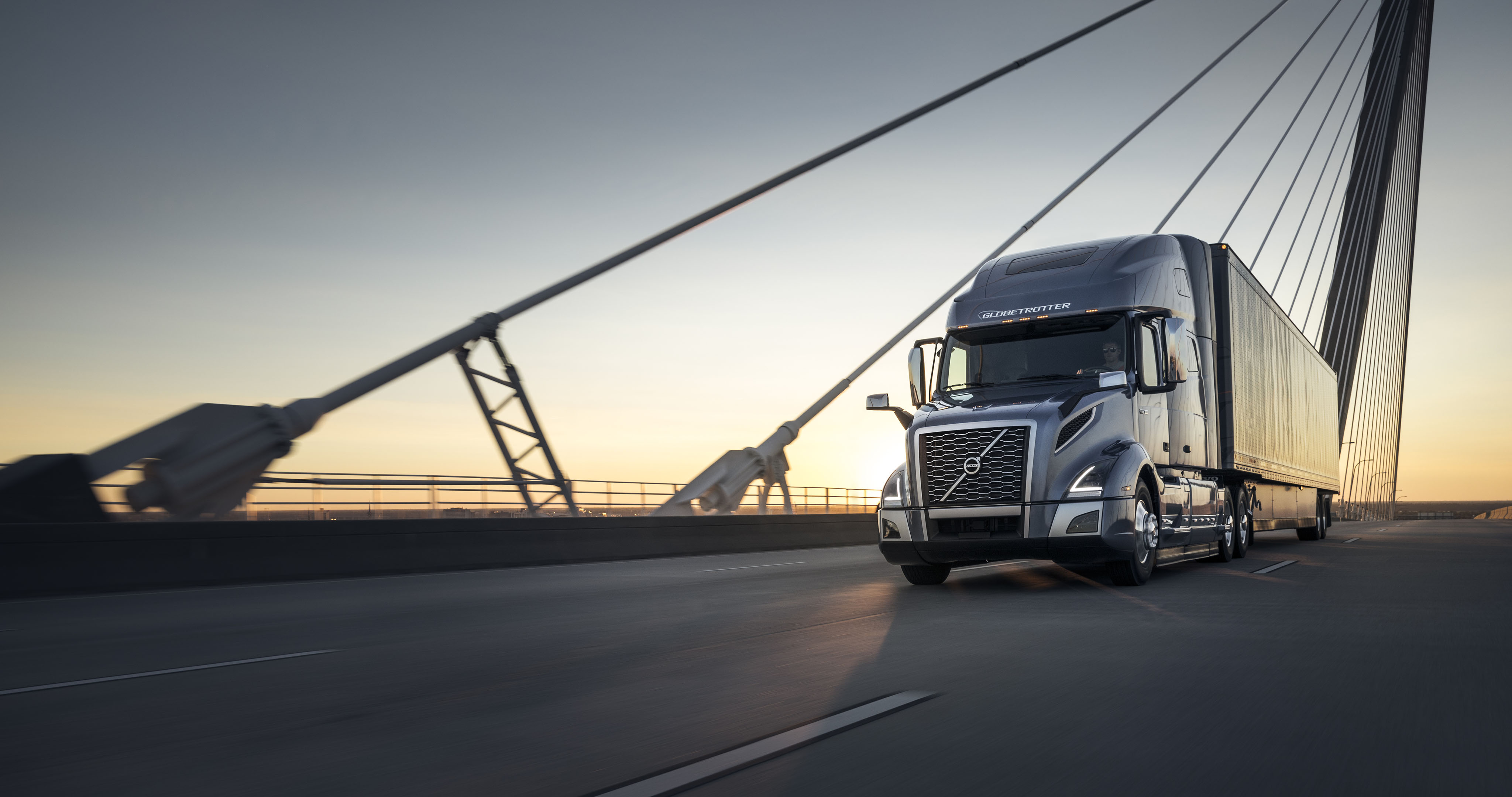 rob on at image south arrival davies and dealership the trucks dealers sinclair blair truck featured volvo fh central editorial review