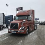2018 VOLVO VNL64T670 CONVENTIONAL TRUCK WITH SLEEPER (38117)