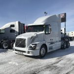 2018 VOLVO VNL64T630 CONVENTIONAL TRUCK WITH SLEEPER (38093)