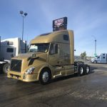 2013 VOLVO VNL64T670 CONVENTIONAL TRUCK WITH SLEEPERQ (37150-1)