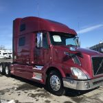 2015 VOLVO VNL64T780 CONVENITONAL TRUCK WITH SLEEPER (38068-1)