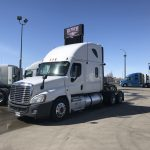 2013 FRIEGHTLINER CASCADIA CONVENTIONAL TRUCK WITH SLEEPER (38154-1)