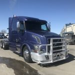 2013 VOLVO VNL64T630 CONVENTIONAL TRUCK WITH SLEEPER (38116-1)