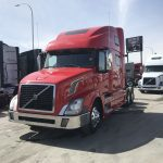 2013 VOLVO VNL64T780 CONVENTIONAL TRUCK WITH SLEEPER (3815)