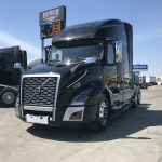 2019 VOLVO VNL64T760 CONVENTIONAL TRUCK WITH SLEEPER (39100)