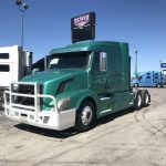 2009 VOLVO VNL64T630 CONVENTIONAL TRUCK WITH SLEEPER (39103-1)