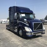 2013 VOLVO VNL64T780 CONVENTIONAL TRUCK WITH SLEEPER (38118-1)