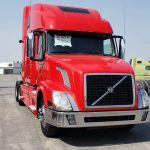 2013 VOLVO VNL64T780 CONVENTIONAL TRUCK WITH SLEEPER (3816)