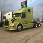 2015 VOLVO VNL64T670 CONVENTIONAL TRUCK WITH SLEEPER (39064-1)