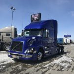 2016 VOLVO VNL64T670 CONVENTIONAL TRUCK WITH SLEEPER (3810)