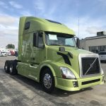 2015 VOLVO VNL64T670 CONVENTIONAL TRUCK WITH SLEEPER (39067-1)