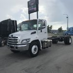 2019 HINO 338D-253-AS-A-H-19 CAB AND CHASSIS (H19007)
