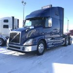 2013 VOLVO VNL64T670 CONVENTIONAL TRUCK WITH SLEEPER (39012-1)