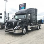 2016 VOLVO VNL64T780 CONVENTIONAL TRUCK WITH SLEEPER (39092-1)