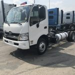 2019 HINO 195D-149-AS-A-H-19 CAB AND CHASSIS (H19009)