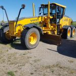2009 VOLVO GRADER ARTICULATED FRAME (GS)