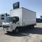 2013 HINO 195D CAB OVER (H18011-1)