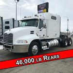 2015 MACK CXU613 CONVENTIONAL TRUCK WITH SLEEPER (3832)