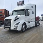 2019 VOLVO VNL64T760 CONVENTIONAL TRUCK WITH SLEEPER (39138)