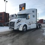 2019 VOLVO VNL64T760 CONVENTIONAL TRUCK WITH SLEEPER (39145)